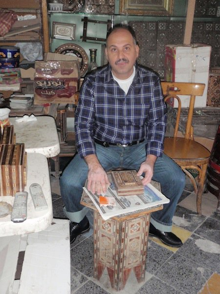 Artisan of Damascus